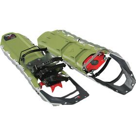 MSR Revo Ascent 25 - Raquetas de nieve de aluminio - verde